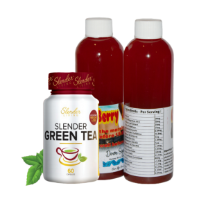 Green Tea Combo