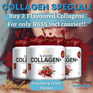 Flavoured Collagen Special